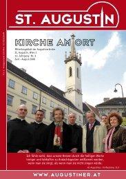 franZ welser-mÖst - das interview - Augustinerkirche