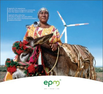 Jepírachi: An experience with the Wayuu indigenous ... - EPM