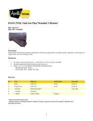 Technical Sheet - 612-01