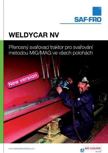 weldycar nv, weldycar s nv, weldycar sp nv - Omnitech spol. s r.o.