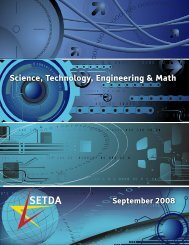 Science, Technology, Engineering & Math - Learning.com