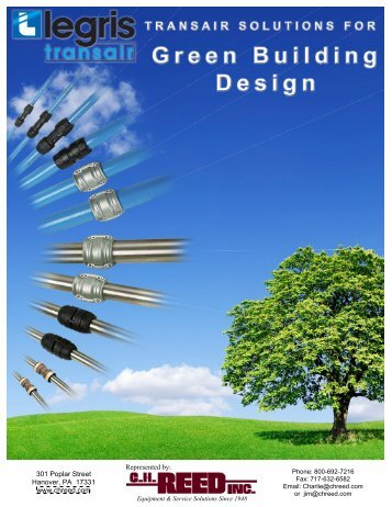 Building Green with Transair® Brochure - CH Reed Inc.
