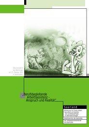 ,,Berufsbegleitende Arbeitsassistenz - Anspruch und Realität''
