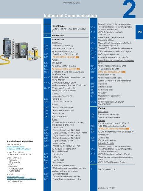 3RK2200-0DQ00-0AA3 Siemens AS-Interface Module+Mount plate 3RK1901-0CA00-address