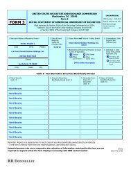 FORM 3 TEMPLATE - Clear Channel Outdoor