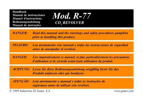 Mod. R-77