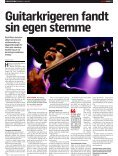 Fredag 8. juli 2011 TIL ANGREB PÅ GUITAREN SIDE 7 ... - Politiken - Page 7