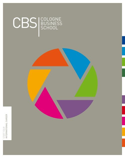 Cbs-Broschüre - Cologne Business School
