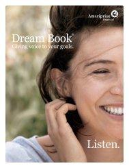 Dream Book® Listen.
