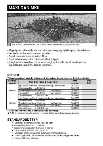 Download Teknisk Specifikation - HE-VA