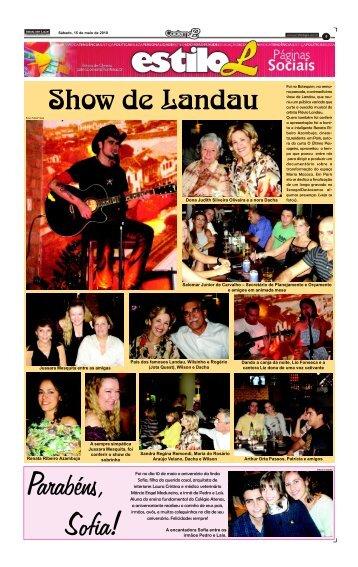 Caderno L 15 de MAIO 2010.p65 - Jornal dos Lagos