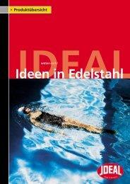 Edelstahl-Zubehör für Schwimmbecken