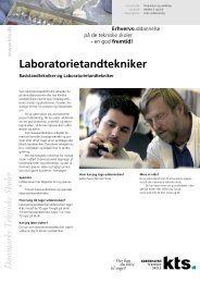 Laboratorie-tandtekniker - Københavns Tekniske Skole