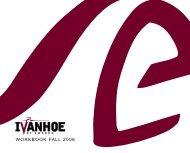 Work Book Fall 06.indd - Ivanhoe
