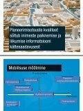 Mobiilpositsioneerimisest ühistranspordiprojektis inimene ... - Page 3