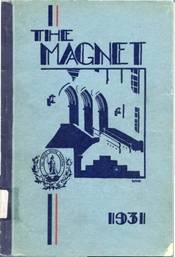1931 Magnet Yearbook