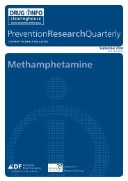 Full report [PDF: 706KB](new window) - DrugInfo - Australian Drug ...