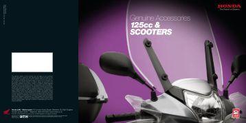 MC-ACC- 125cc & SCOOTERS - Lings Honda