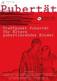 Treffpunkt Pubertät für Eltern pubertierender Kinder - Klagenfurt