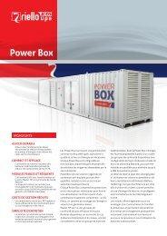 Power Box - Riello UPS