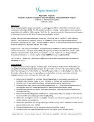 Feasibility Study-Scope of Work CNG_Final - Virginia Clean Cities