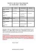 Kumulierter Kommunionhelfer- Lektoren- und ... - Herz Jesu Resse - Page 5