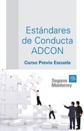 Estándares de Conducta ADCON - smnyl