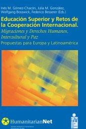 Educación Superior y Retos de la Cooperación Internacional ...