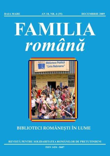 """2009, decembrie (PDF) - Biblioteca judeţeană """"Petre Dulfu"""""""