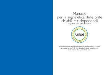 Documento sulla segnaletica - Provincia di Milano