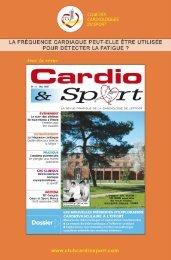 Entraînement - Club des Cardiologues du Sport