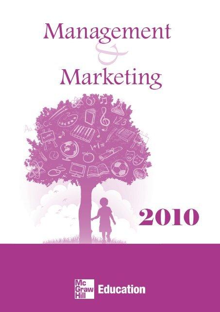 Management Marketing Mcgraw Hill Books