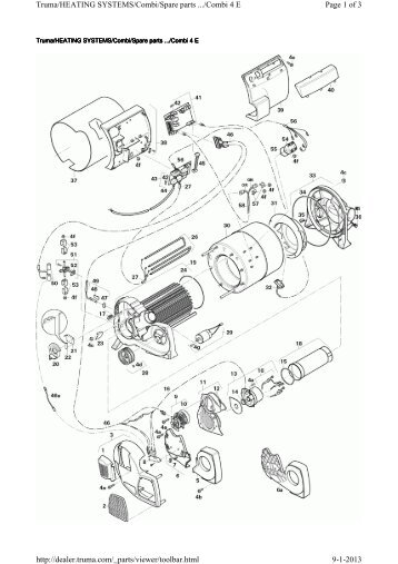 Page 1 of 6 Truma/HEATING SYSTEMS/Trumatic C,/Spare