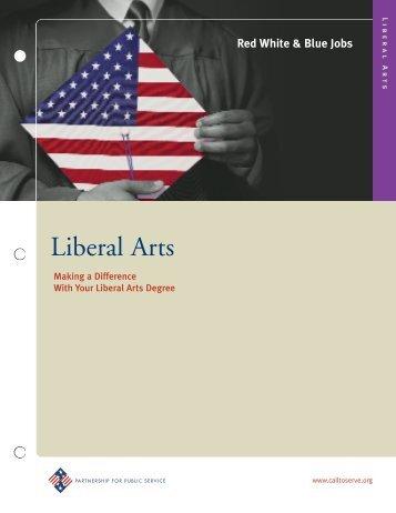 Liberal Arts - Career Center