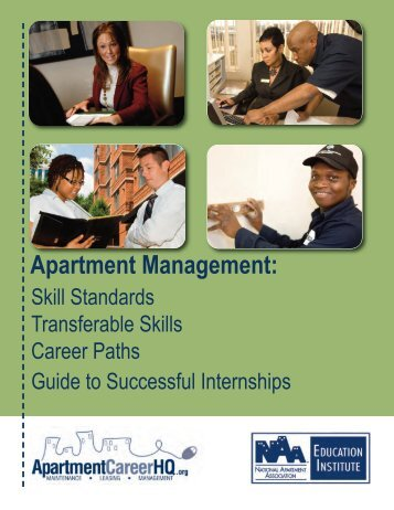 Workforce Development Packet - National Apartment Association