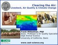 Emissions Estimation Methodology