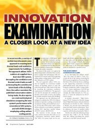 Innovation Examination - DOAS - Penn State University
