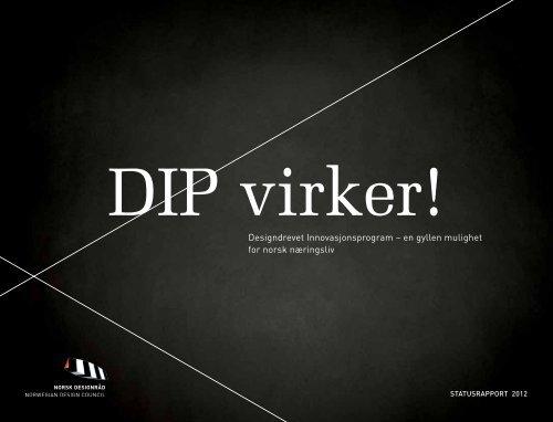 Last ned rapporten som PDF-fil - Norsk Designråd