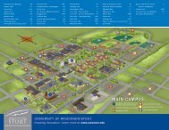 California Lutheran University Campus Map.Map Of Pacific Lutheran University Campus Creativehobby Store