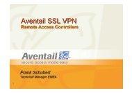 Aventail SSL VPN