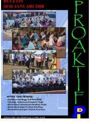 buletin pelajar sesi januari 2008 - Politeknik Kota Bharu