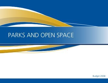 PARKS AND OPEN SPACE - Oakville