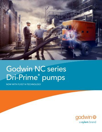 Download our NC Series catalog here. - Godwin Pumps