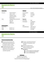 Mediadaten - Fachzeitschriften Religion und Theologie