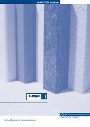 Quarzstein Farbkarte 2010 - Rosskopf & Partner AG