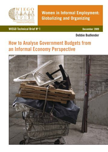 How to Analyse Government Budgets from an Informal ... - WIEGO