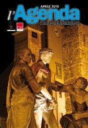 Agenda Aprile 2010 - Comune di Savona