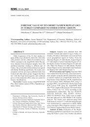 download article in pdf format - Balkan Journal of Medical Genetics
