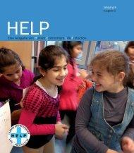 elften Ausgabe der Mitgliederzeitschrift von HELP - Help Deutschland