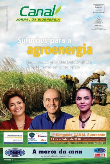 brasil - Canal : O jornal da bioenergia